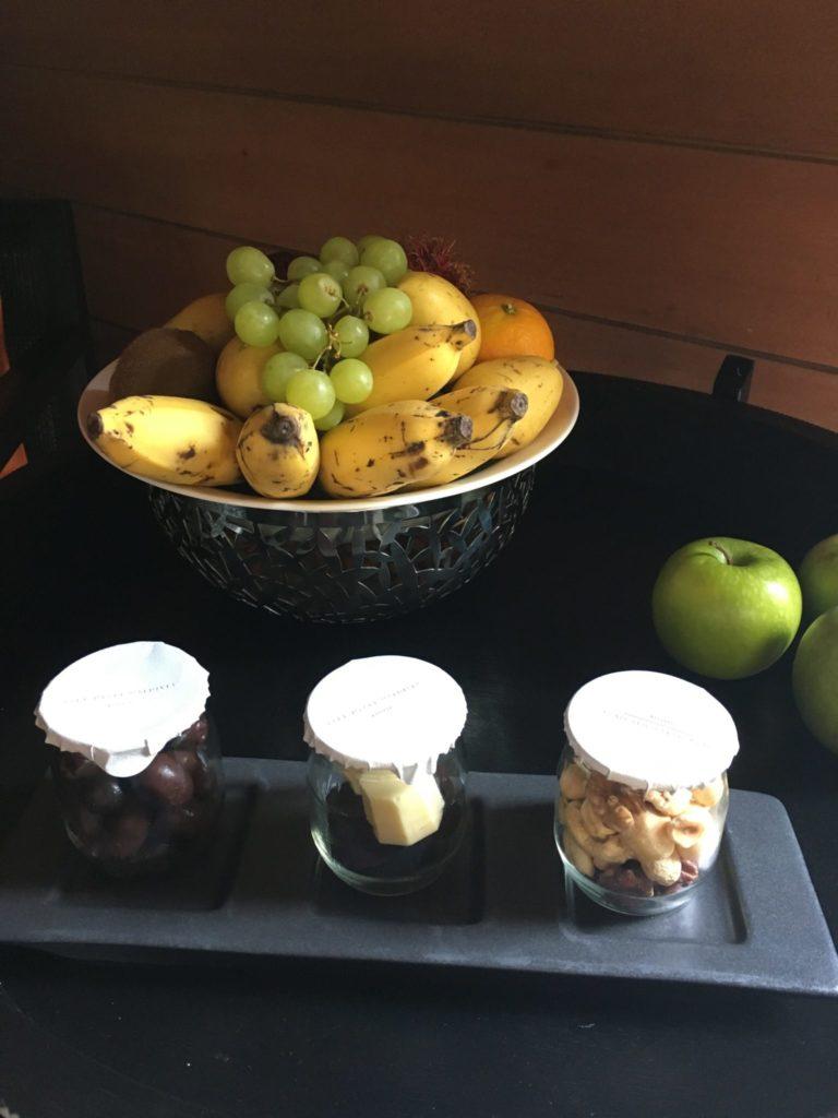 Arrival Fruit & Snacks