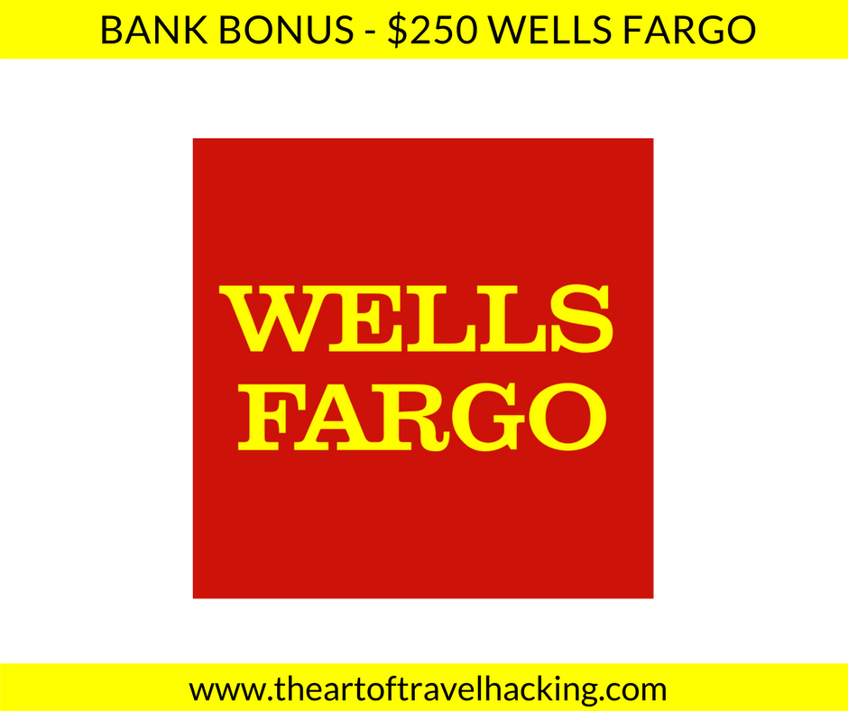 $500 Bank Bonus in 15 minutes – Wells Fargo