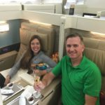 Our $38,000 Maldives Trip for less than ~$2,700 - Part 6 Going Home 1st Class