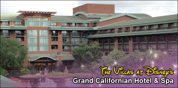 Disney Grand Californian Villas Prices