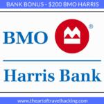 $200 Bank Bonus - BMO Harris