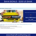 $200 Bank Bonus - US Bank