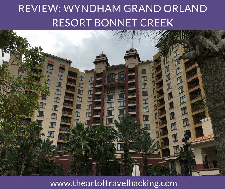 Review wyndham grand orlando resort bonnet creek the for The wyndham