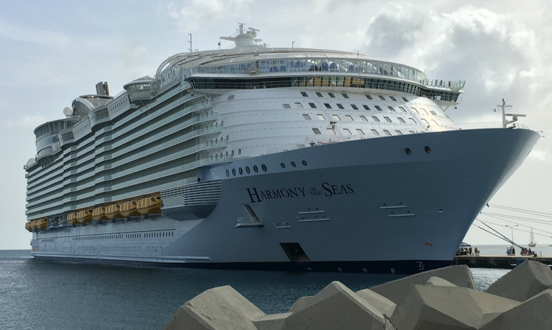Review: Harmony of the Seas