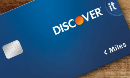 Discover It Miles $30/yr Airline Wifi Credit