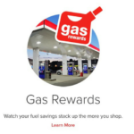 2X Gas Rewards Points on Visa Gift Cards at Giant
