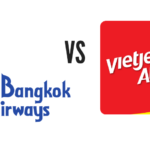 "Head to Head: 'The Bikini Airline' VietJet vs 'The Boutique Airline"" Bangkok Airways"
