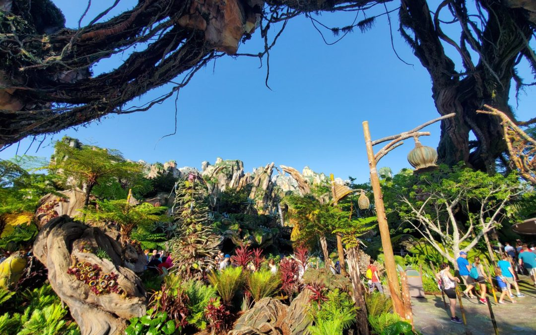 Ride Avatar's Flight of Passage with Little Wait and No FastPass