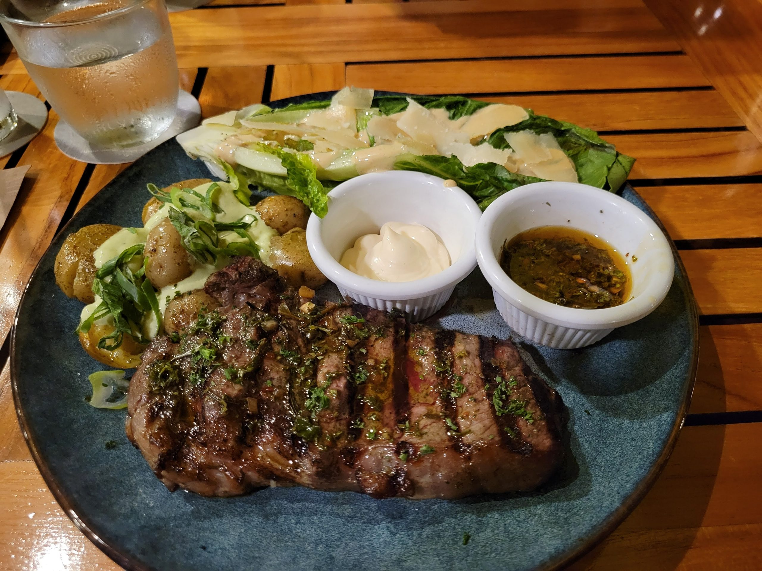 Rio Bhongo Rib Eye Steak